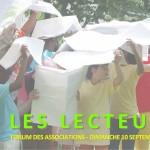 DSC00472 - LES LECTEURS - FORUM 17 - TRACT MODIFIÉ