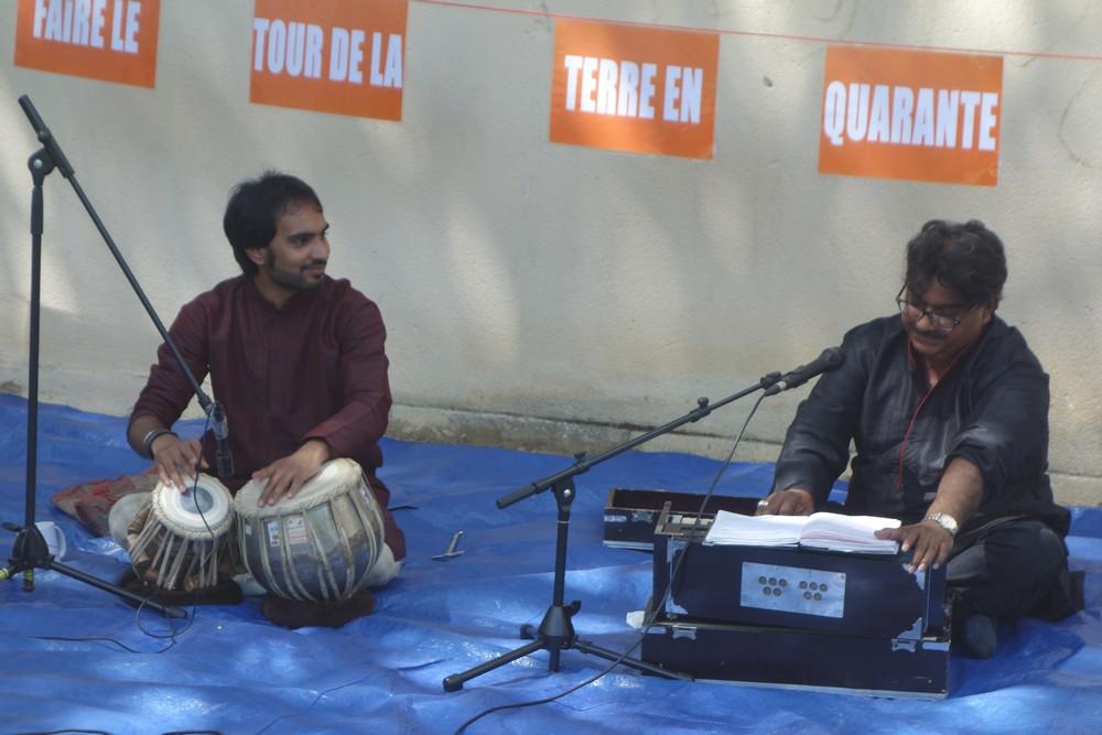 VOYAGE INDIEN avec Mosin Kawa Duo