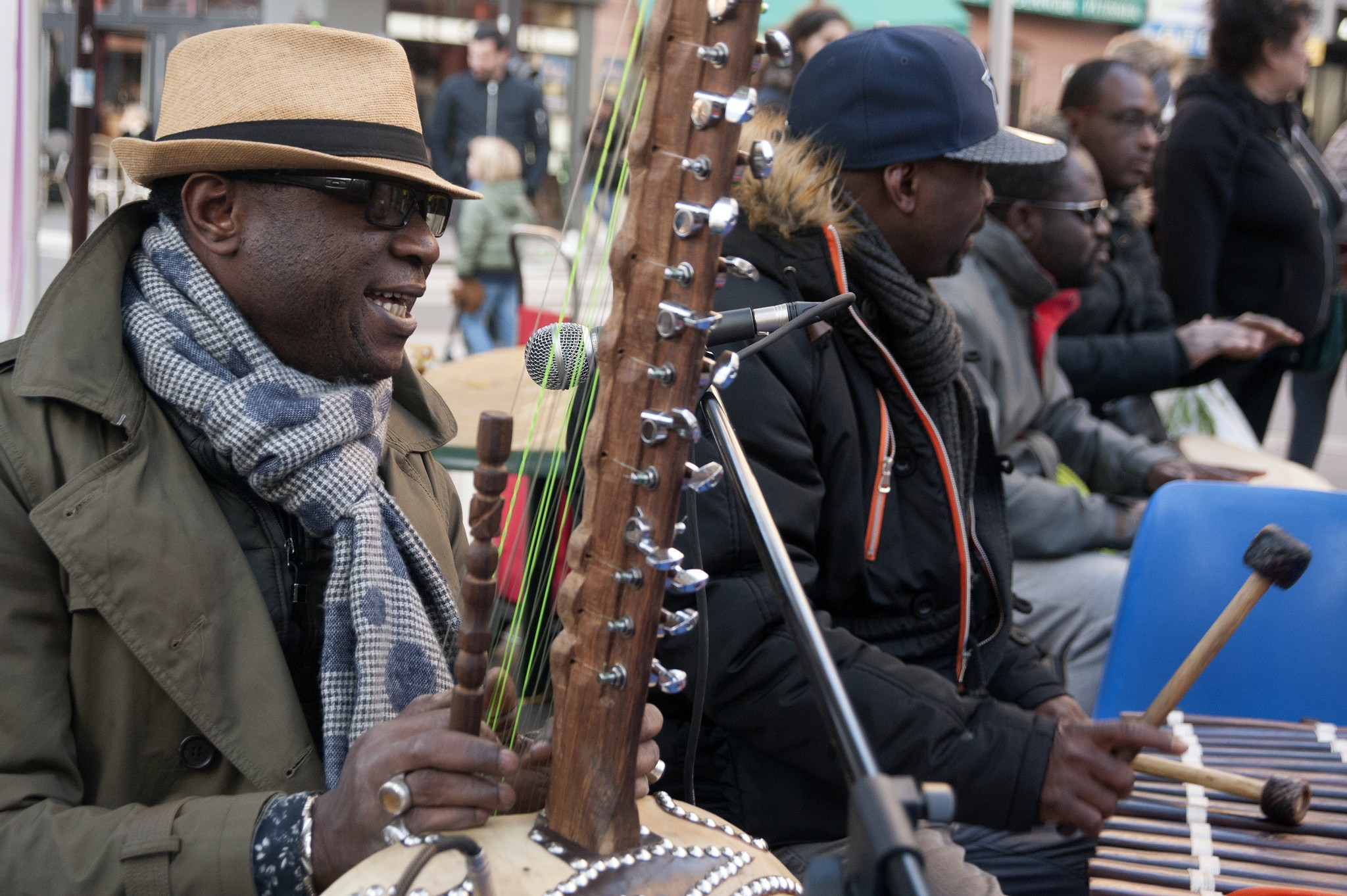 CONCERT 0 DÉCHET à la Guitare – Balafon – Khora avec NGAMB'ART