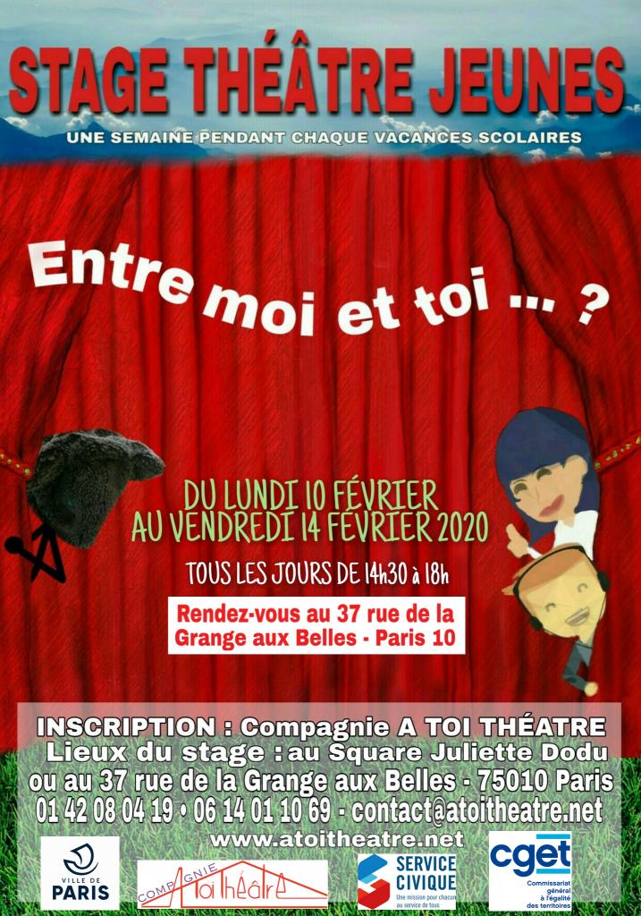 Stage Février 2020