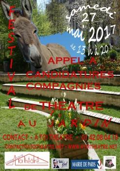 AFFICHE FTJ 2017 - PSD - appel à cand troupes 140317 copie